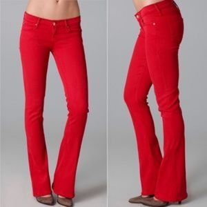 MOTHER | The Runaway Skinny Jeans in Poppy | 26